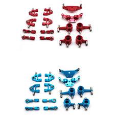 Metal Conjunto completo de piezas de actualización para Wltoys 1/28 P929 P939 K979 K989 K999 K969 H8D9