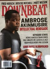 Downbeat Ambrose Akinmusire Intellectual Renegade Sept 2017 FREE SHIPPING Dm
