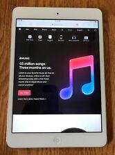 Apple iPad Mini 2 with Retina Display, 64GB, A1489, Wi-Fi, 7.9in - Silver