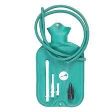 Wärmeflasche Set Analdusche Analspülung Klistier Einlauf Darmspülung Irrigator 3