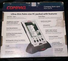 Compaq Aero 1500  Palm Size  PC Tablet