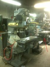 Bridgeport Series 1 I Cnc Vertical Milling Machine 3 Axis Diy Retrofit Kit