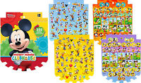 Mickey Mouse Party Supplies Favours JUMBO STICKER BOOK 350 Stickers 8 Sheets