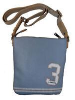 Taschengeldbeutel mit Schultergurt La Martina Umhängetasche Unisex Blau Blau