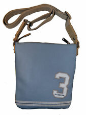 Borsa Borsello con Tracolla La Martina Shoulder Bag Unisex Blue Blu