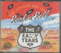 GOLDEN AGE OF ROCK N ROLL THE EARLY YEARS : VARIOUS CD UK READERS DIGEST 1997