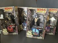 """Kiss Destroyer """"N"""" Jack in the box - The Demon, Starchild, Space Ace & The Cat"""
