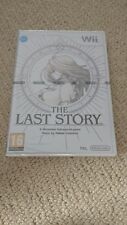 The Last Story Wii Brand New and Sealed