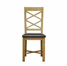 Oak Contemporary Chairs with 1 Pieces