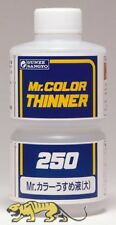 El Sr. color thinner 250ml-Mr. hobby/Gunze Sangyo t103 - 35,80 euros/1l