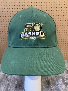 Monmouth Park NJ Horse Racing Collectible 50th HASKELL STAKES Green Hat Giveaway