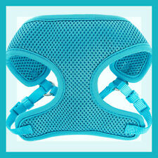 Top Paw Stunning Turquoise Blue Comfort Mesh Dog Harness XS