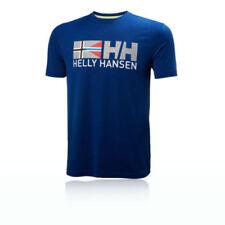Abbiglimento sportivo da uomo blu traspiranti marca Helly Hansen