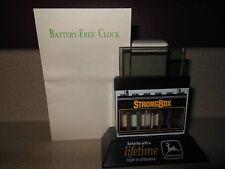 Vintage 1990's John Deere StrongBox Battery - Free Clock MIP Mint In Package