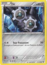 Tic -N&B:Explorateurs Obscurs-75/108-Carte Pokemon Neuve France