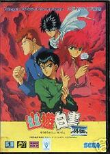 Yu yu Hakusho SEGA Mega Drive MD GENESIS Japan jp