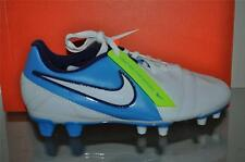 Nike CTR360 Enganche III FG 524965 144 Womens Soccer Cleats Blue/White Size 6