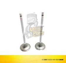 Exhaust Valve Set For Mitsubishi Lancer Chrysler Sebring 1.8L 2.0L 2.4L Set (2)