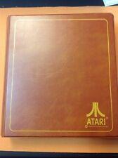 Atari Game Lot In Book Case #6 (Atari)
