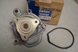 Water Pump Gates 135-1050. 19200-671-010  QCP1015.Honda Accord 1600cc 1976-78