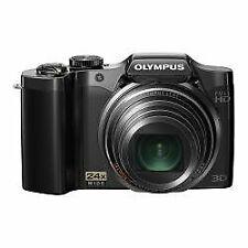 Olympus Digital Camera Sz-30 Multi-Recording Black 16 Million Pixels Optical 24