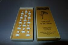 More details for vintage subbuteo r2 england chunky team white rugby players international table