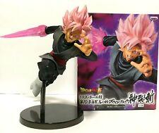 Dragon Ball SS Rose Goku Black figure Universe 10 Banpresto Japan Authentic rare