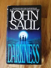 Darkness by John Saul paperback