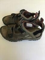 COLUMBIA TRAIL Meister Sandal BM4089-326 Brown Size US Men 10