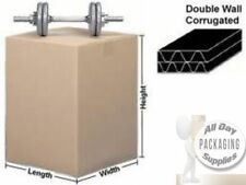 Corrugated Cardboard Shipping & Moving Boxes with Heavy Duty