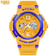 SMAEL Womens Ladies Watches Sports Waterproof Analog Digital Quartz Wrist Watch
