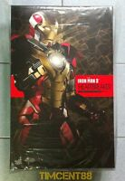 Ready! Hot Toys MMS212 Iron man 3 Mark XVII 17 Heartbreaker 1/6 Figure
