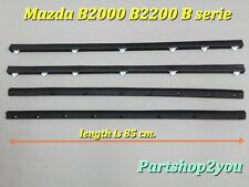 1985-98 MAZDA B2000 B2200 B2600 B Series Door Belt Weather Strip Seal 1Pair
