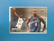 2009-10 Panini NBA Basketball n.156 Antawn Jamison Washington Wizards