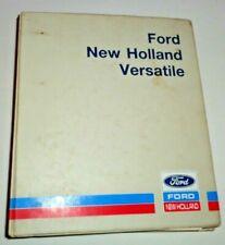 Ford 345C 445C 545C Tractor & Loader Service Shop Repair Manual Original! SE4281