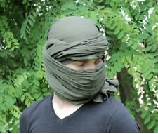 French Army OD Tagelmust head wrap 80*240cm