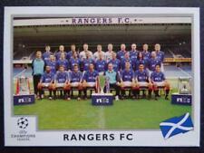 Panini Champions League 1999-2000 - Team Photo (Glasgow Rangers) #205