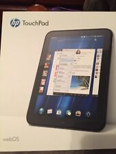 HP TouchPad Tablet FB359UA 32GB, Wi-Fi, 9.7in - Glossy Black - Wes OS