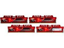G.SKILL Ripjaws X Series 32GB (4 x 8GB) 240-Pin DDR3 SDRAM DDR3 2133 (PC3 17000)