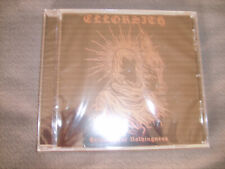 ELLORSITH Triumphant Nothingness CD 2018 Canada Black Death Metal (teitanblood)