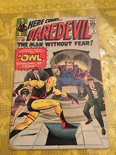 Daredevil The Man Without Fear Issue #3 - 1964 Marvel Comics Stan Lee
