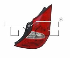 TYC NSF Right Side Tail Light Assy for Hyundai Accent Hatchback 2012-2016 Models