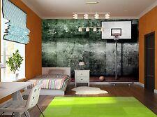Basketball Basket  Wall Mural Photo Wallpaper GIANT WALL DECOR Paper Poster