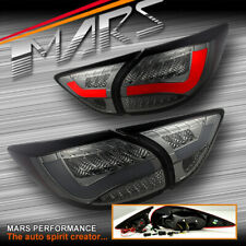Smoked JDM 3D LED Stripe Tail lights for Mazda CX-5 KE 2012-2015 LED Indicator