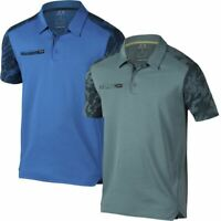 Oakley Golf O-Hydrolix™ Venom Short Sleeve Mens Golf Polo Shirt