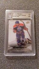UPPER DECK YOUNG GUNS 2011-2012  RYAN NUGENT HOPKINS # 214  GRADED 10