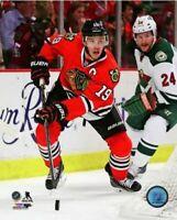 """Jonathan Toews Chicago Blackhawks NHL Action Photo (Size: 8"""" x 10"""")"""