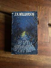 Evil Offspring J. N. Williamson 1987 Paperback Leisure Books Out of Print Horror