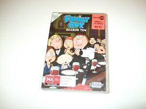 Family Guy Season 10 - Ex-Rental DVD **Free Postage**