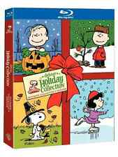 Charlie Brown Peanuts Complete Holiday Collection Halloween + More BluRay Set